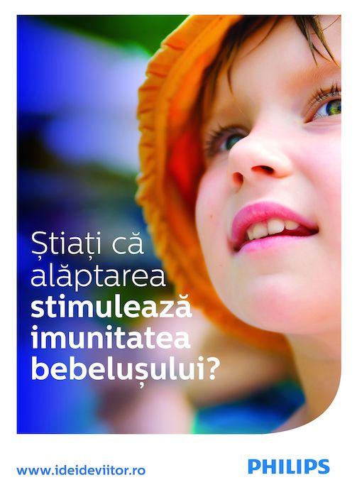 Alaptarea stimuleaza imunitatea bebelusului