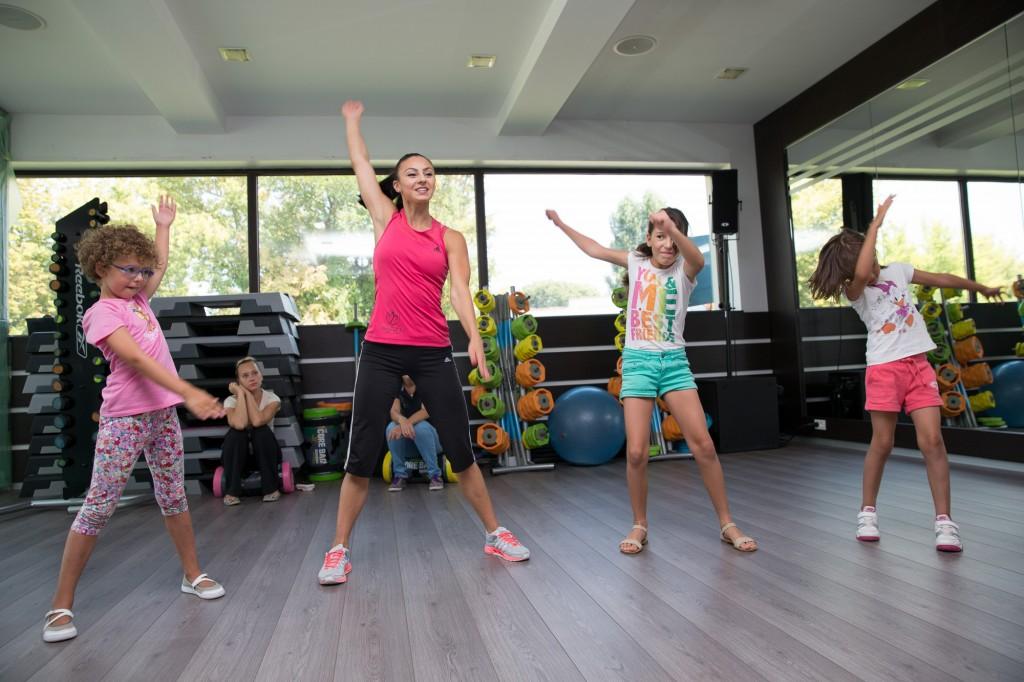 Sporturi de vara pentru copii la Summer Camp