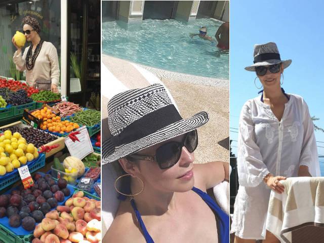Andreea Marin s-ar muta fara ezitare in Capri