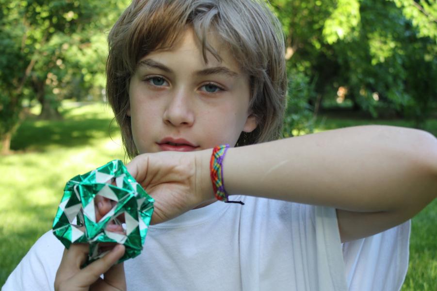 Origami sau joaca perfectă pentru copiii creativi - www.elacraciun.ro