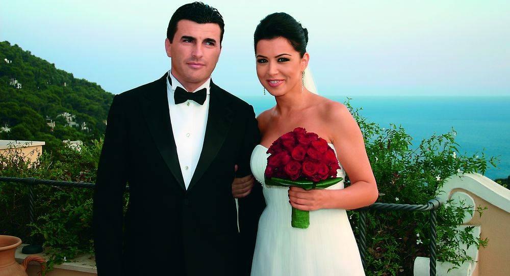 Simona Patruleasa, nunta in Capri