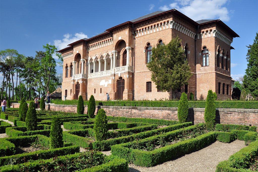 Palatul Mogosoaia - www.elacraciun.ro