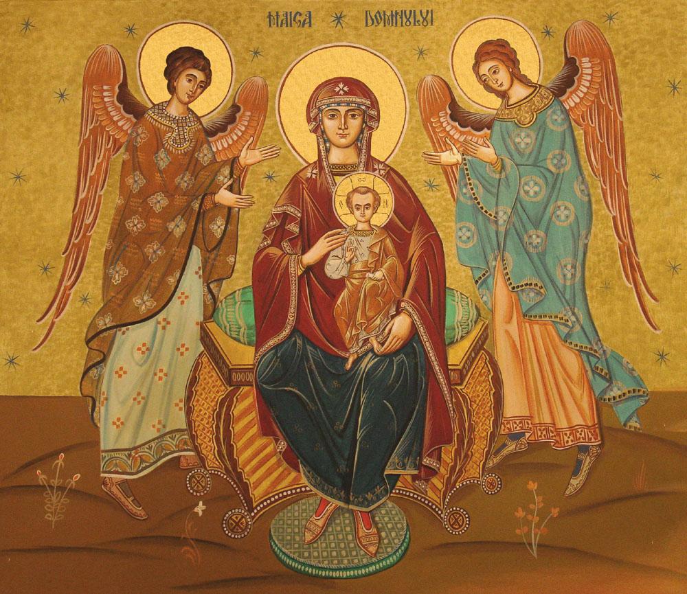 Adormirea Maicii Domnului - www.elacraciun.ro