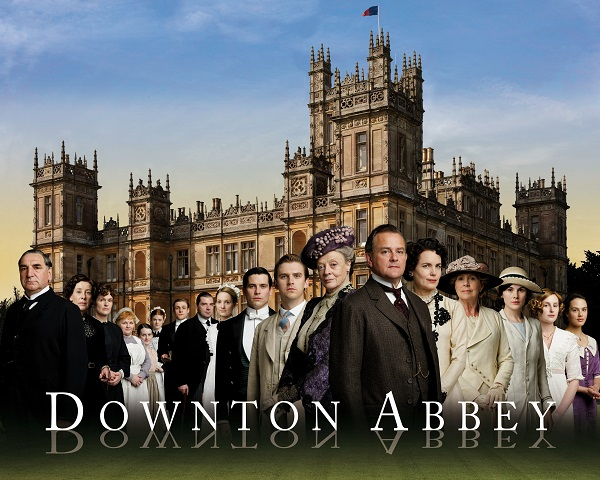 Serialul-eveniment Downtown Abbey vine la Euforia TV