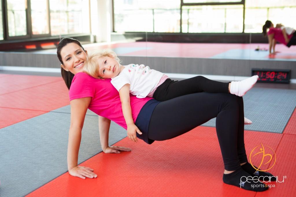Pentru copii, yoga este si o calatorie de descoperire a sinelui