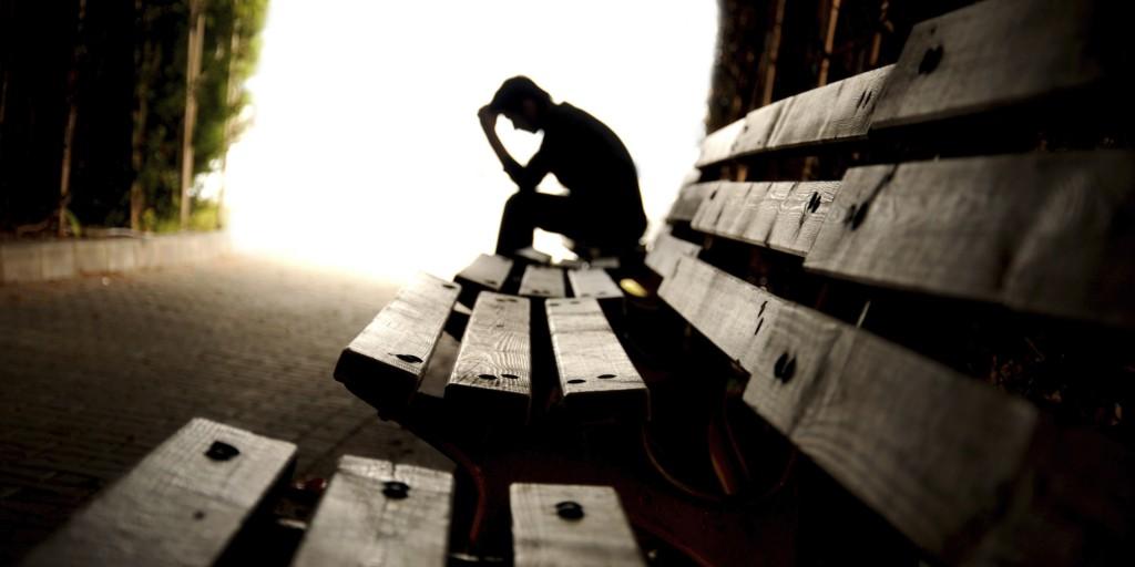 Depresia este vicleană și nu-și cedează teritoriul ușor