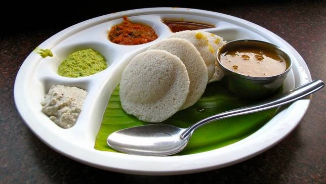 India-idli