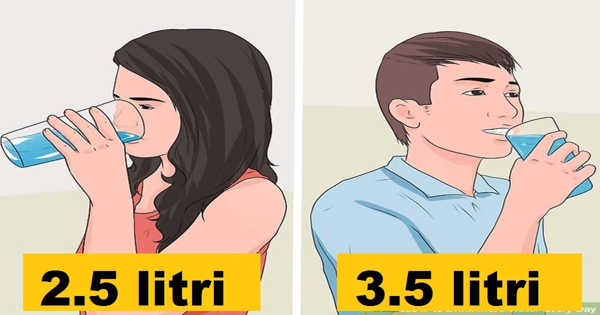 pierzi în greutate când ești deshidratat)