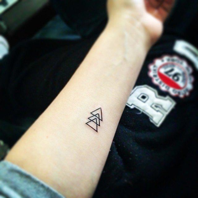 Tatuaje fete - Mergi mai departe!
