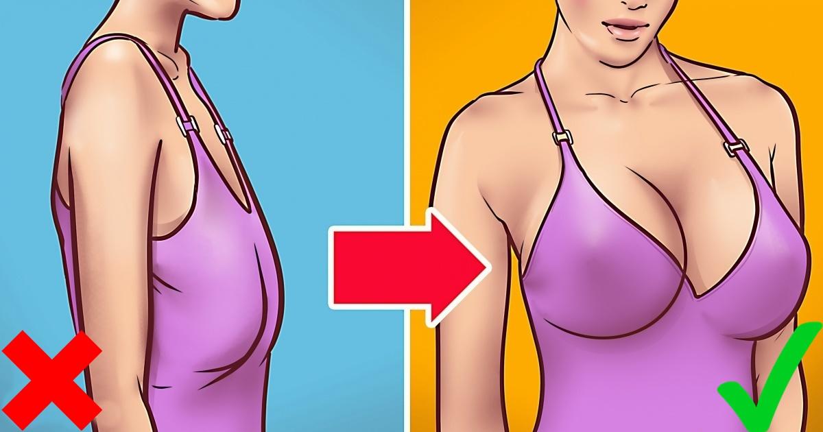 pierde greutatea face sânii mai mici