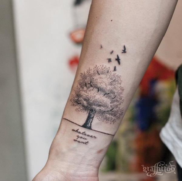 Tatuaje Capricorn