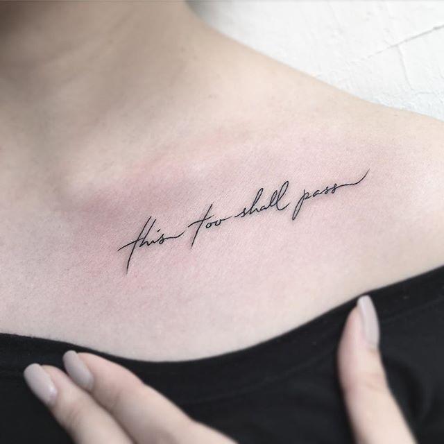 Tatuaje Fecioara
