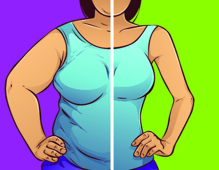 cum să pierzi mai multă grăsime superioară a corpului