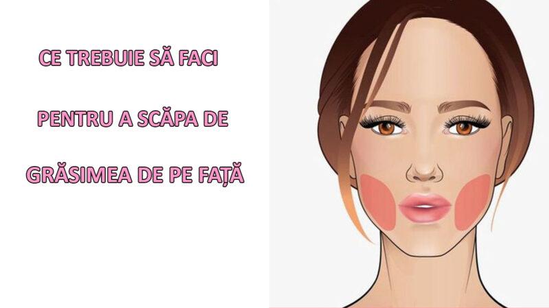 cum să ți pierzi grăsimea facială