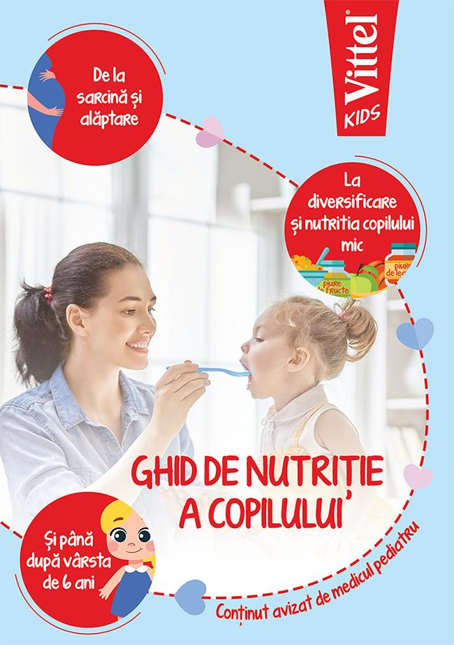 Ghid de Nutritie a copilului